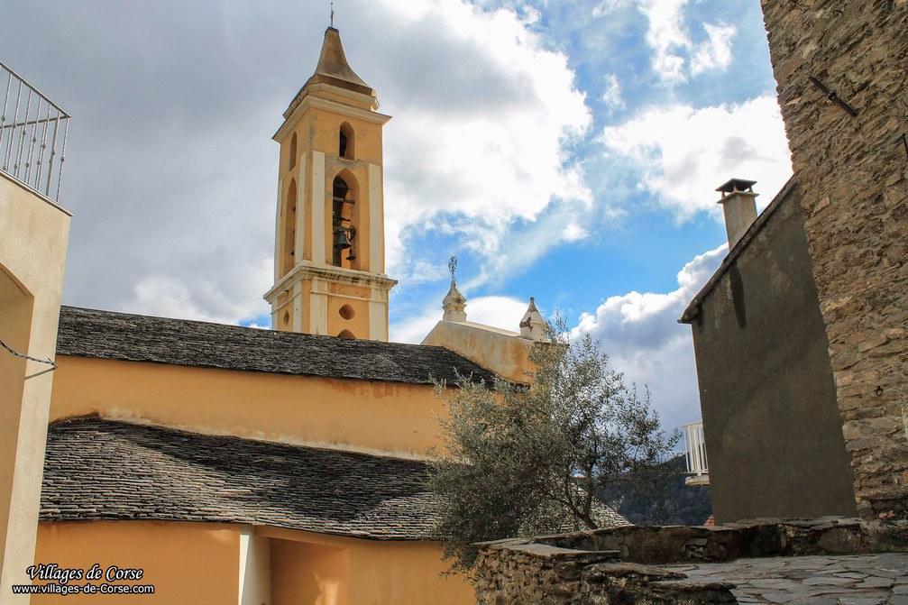 Eglise - Sainte Marie Madeleine - Lento