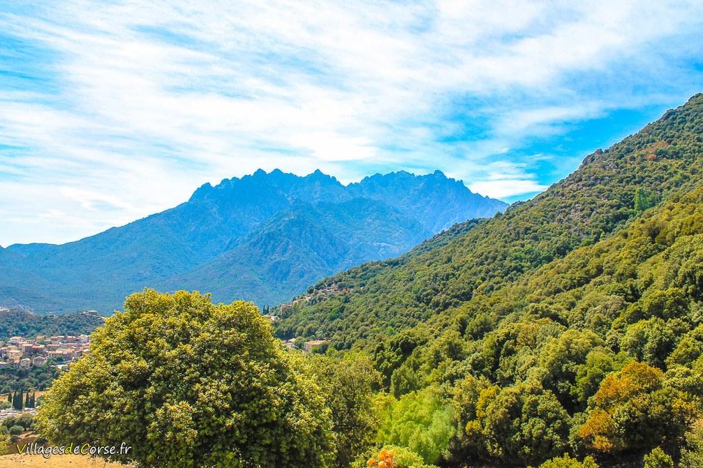 Montagne - Aiguilles de Popolasca - Moltifao