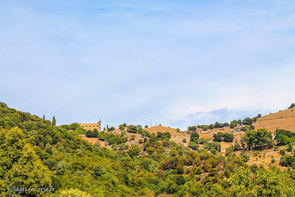 Couvent - San Francescu di Caccia - Moltifao