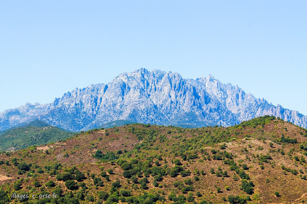 Montagne - Aiguilles de Popolasca - Popolasca