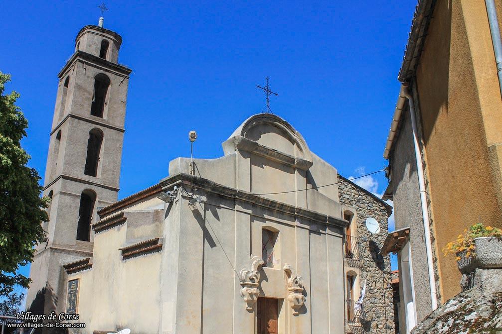 Eglise - Saint Dominique - Popolasca