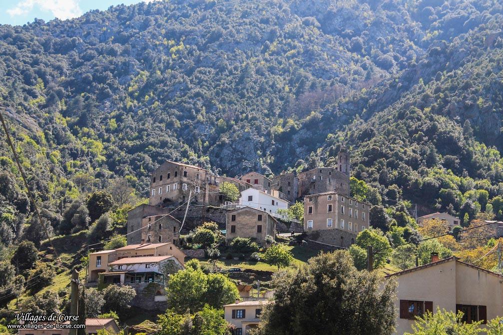 Village - Popolasca