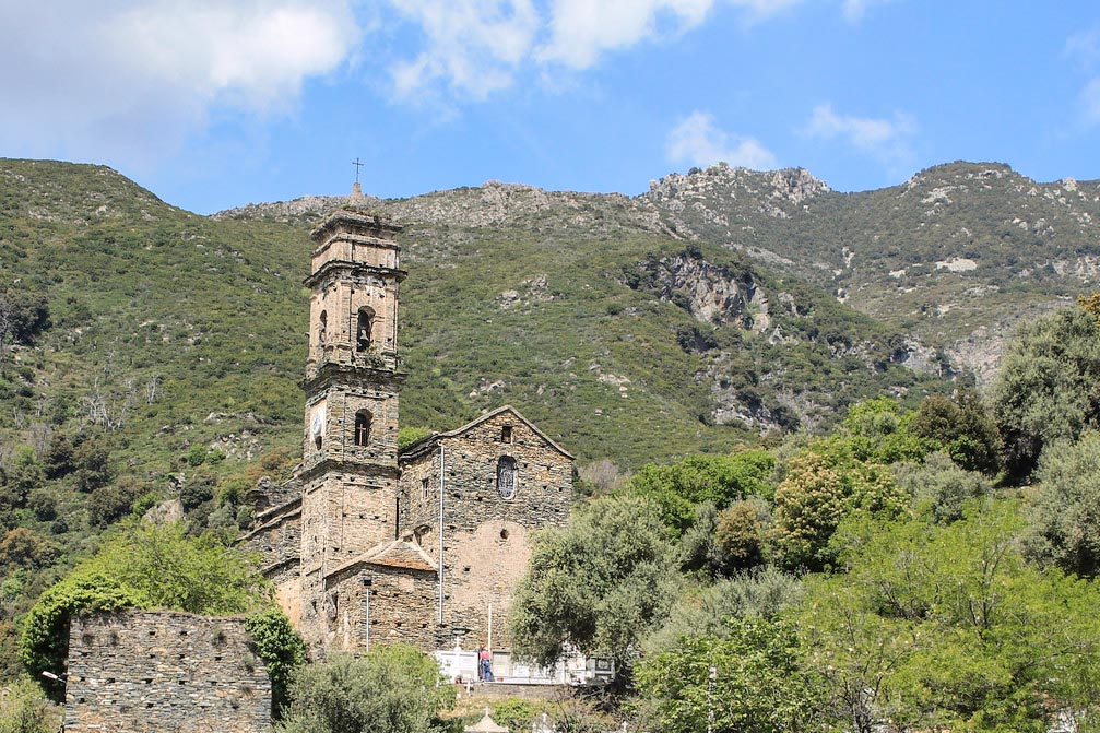 Eglise - Annonciation - Volpajola