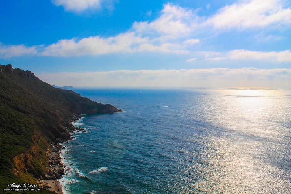 Küste - Ajaccio