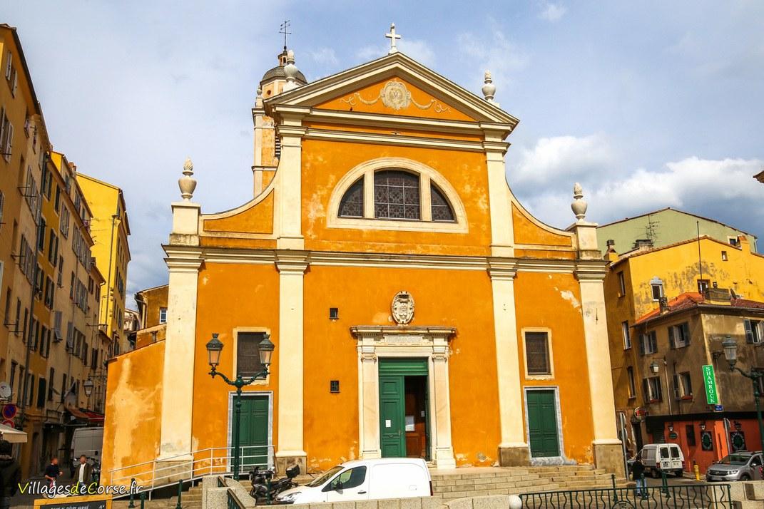 Eglises - Santa Maria Assunta - Ajaccio