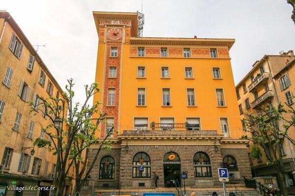 Bâtiment - Ajaccio