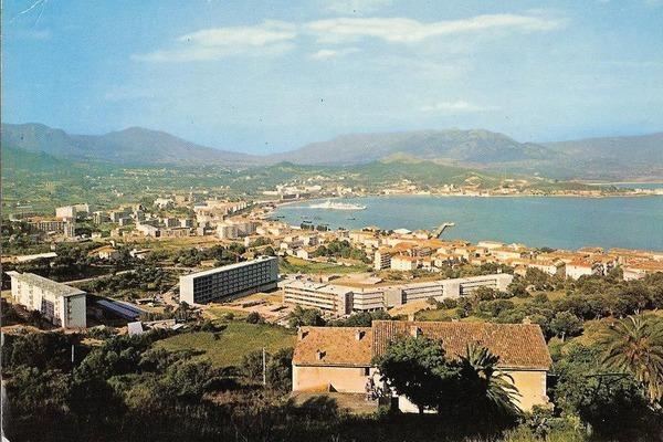 Vue - Golfe d'Ajaccio - Ajaccio