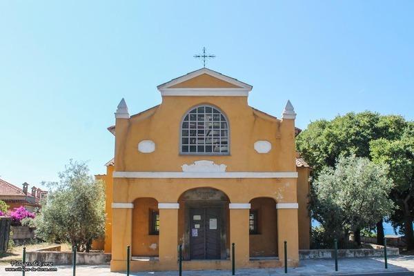 Chapelle des Grecs - Ajaccio