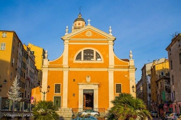 Eglise - Santa Maria Assunta - Ajaccio
