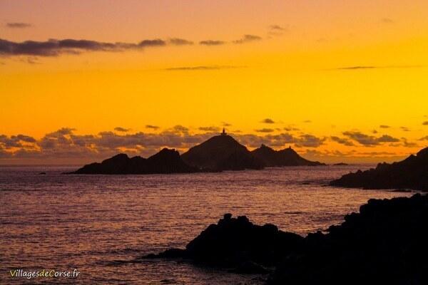 Sites - Îles Sanguinaires - Ajaccio