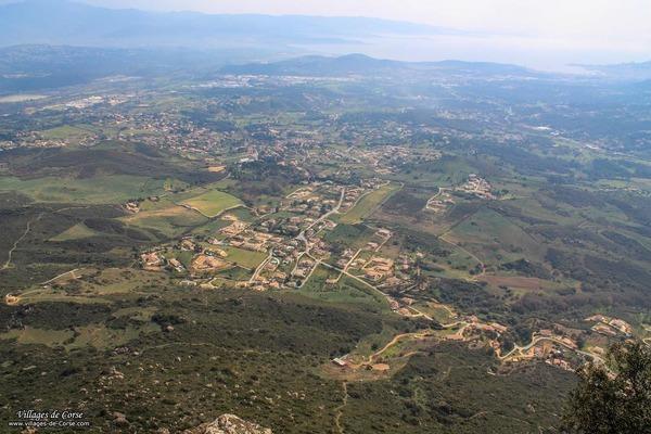Vue - Ajaccio