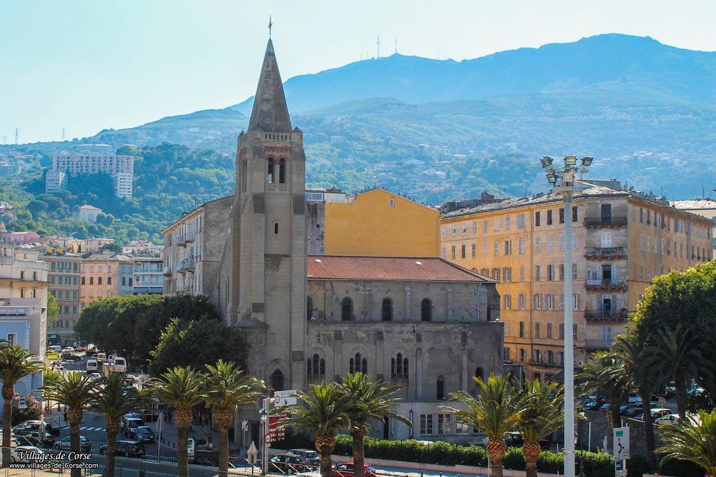Eglises - Notre Dame de Lourdes - Bastia
