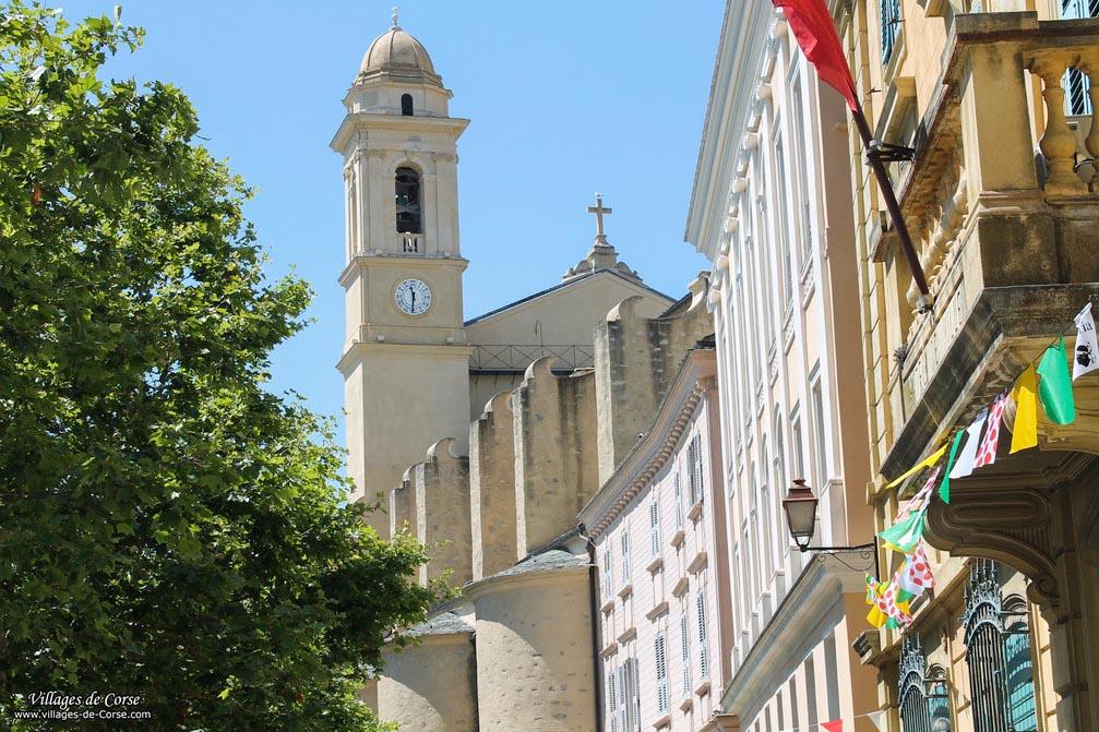 Eglises - Saint Jean-Baptiste - Bastia