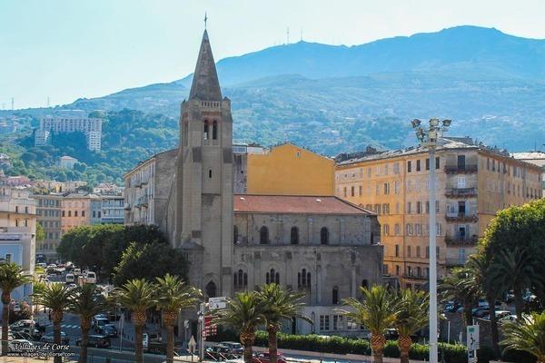 Eglise - Notre Dame de Lourdes - Bastia