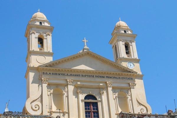 Eglise - Saint Jean-Baptiste - Bastia
