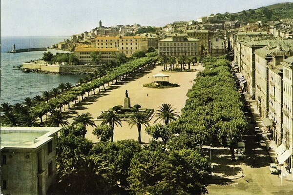 Place - Saint Nicolas - Bastia