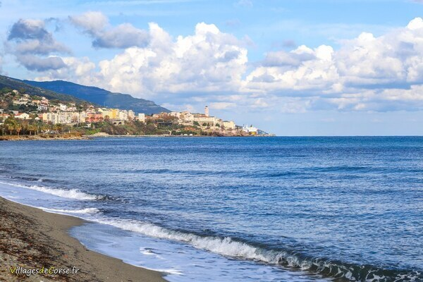 Plage - Arinella - Bastia