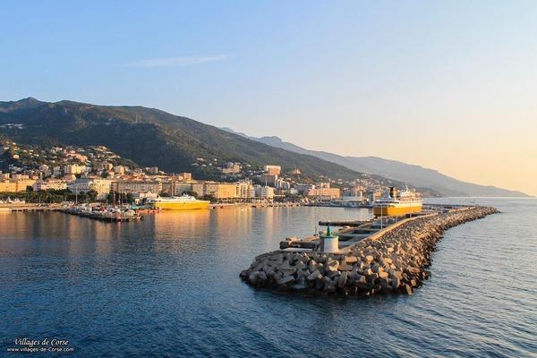 Port - Bastia