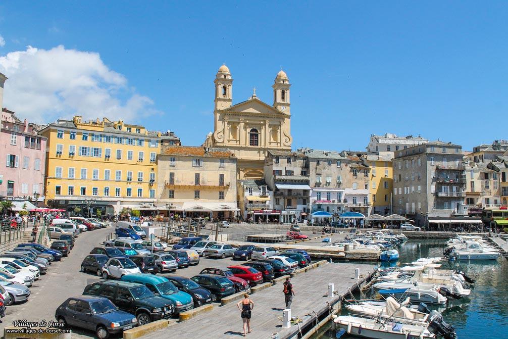 Vieux Port - Bastia