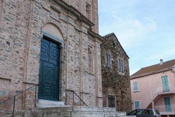 Eglise - Annonciation - Borgo