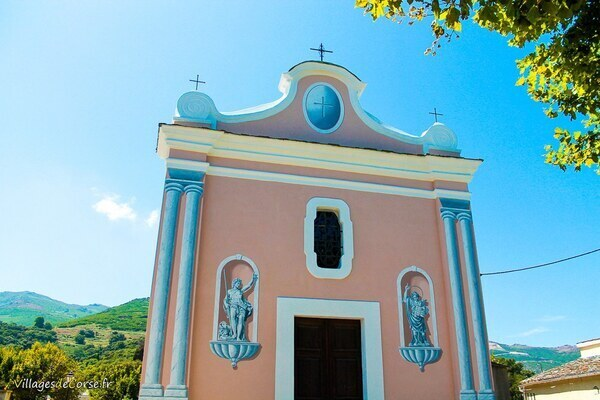 Eglise - Saint-Jean-Baptiste - Furiani
