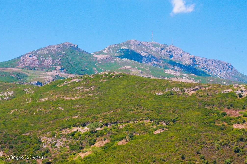 Montagne - Furiani