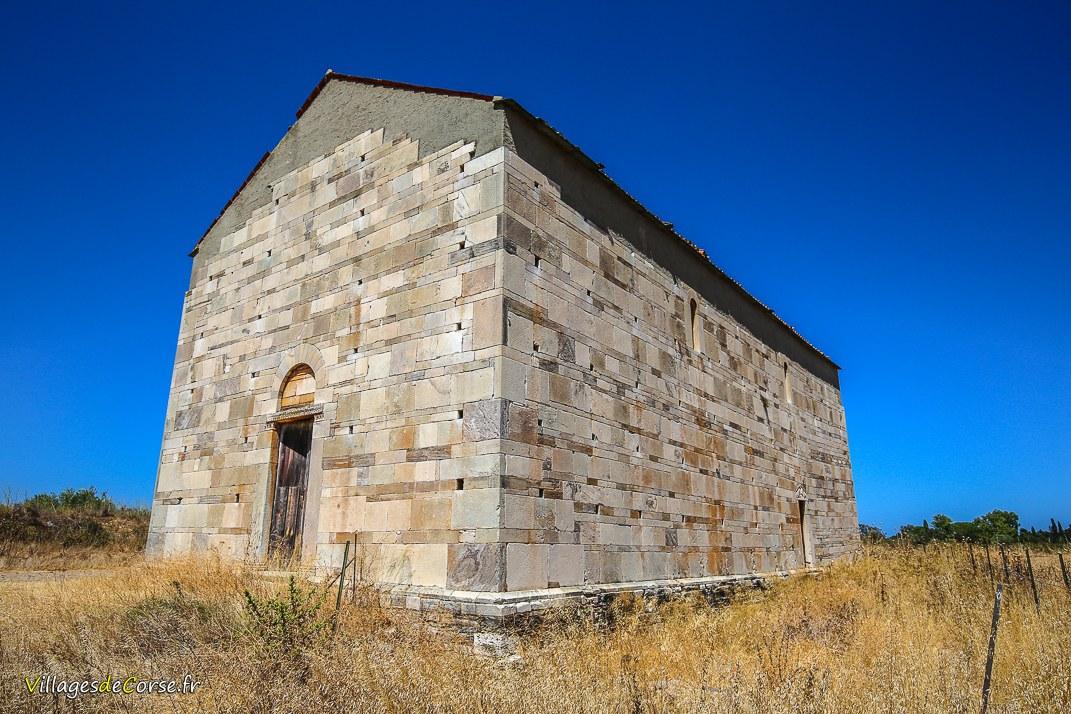 Eglises - San Parteo - Lucciana