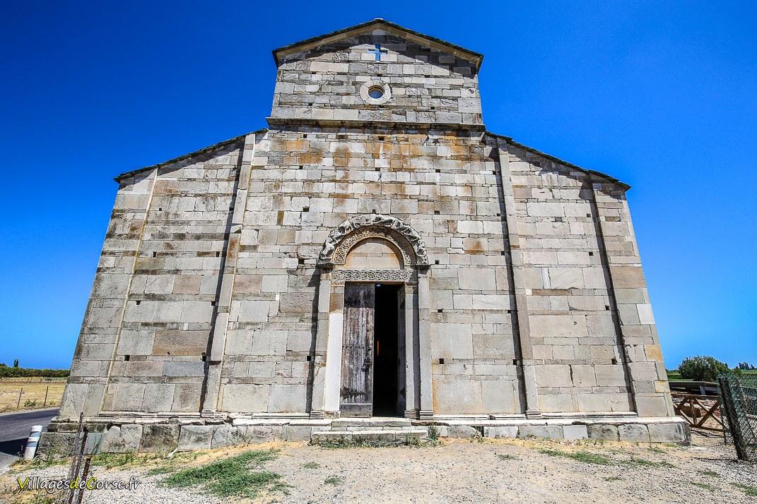Eglises - Sainte Marie de l'Assomption - Lucciana
