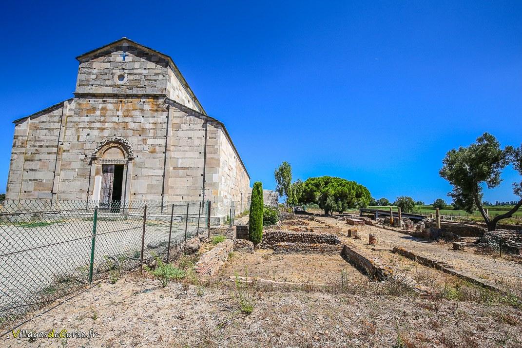 Eglise - Sainte Marie de l'Assomption - Lucciana