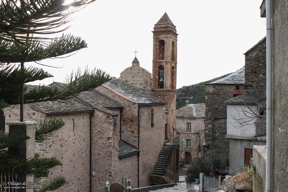 Eglises - Saint-Michel - Lucciana