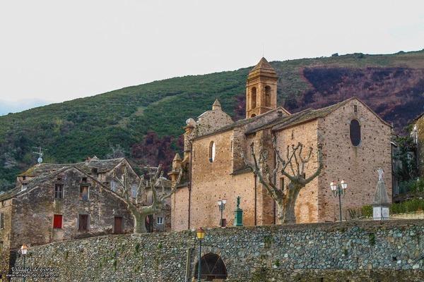 Eglise - Saint-Michel - Lucciana