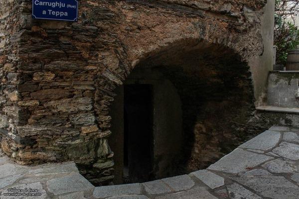 Voûte - Lucciana