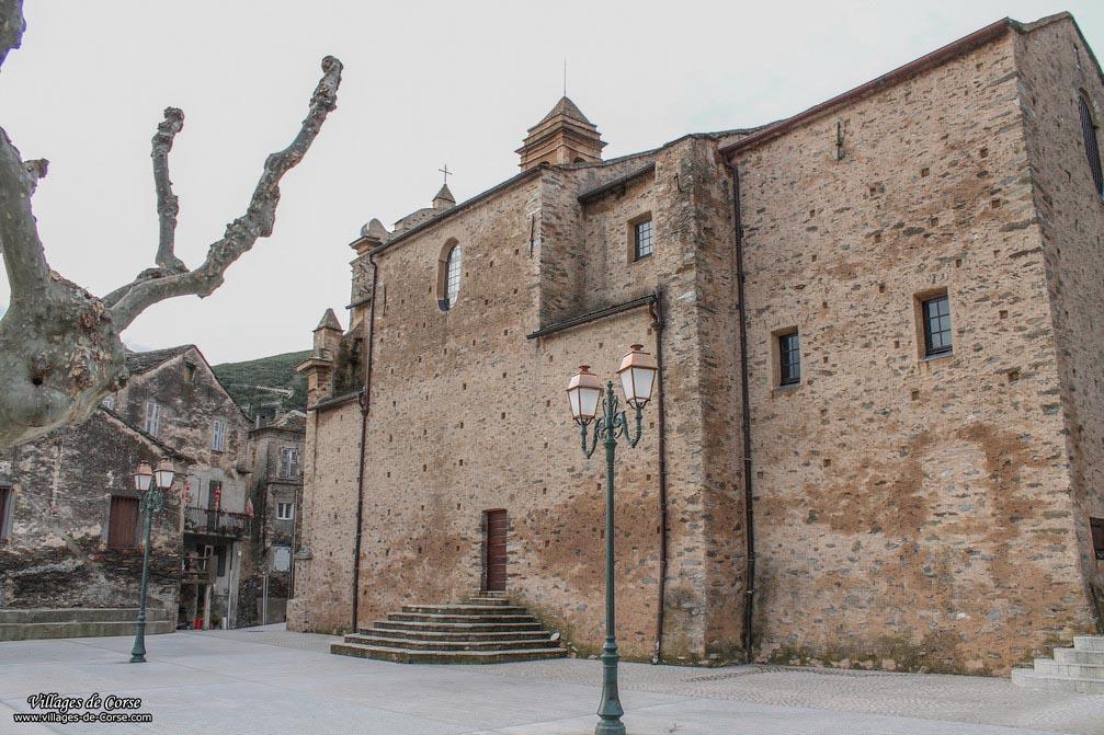 Place de l'Eglise - Lucciana
