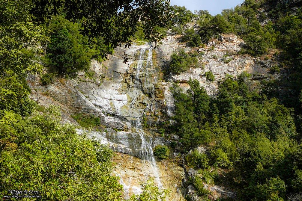 Cascade - Voile de la Mariée - Bocognano