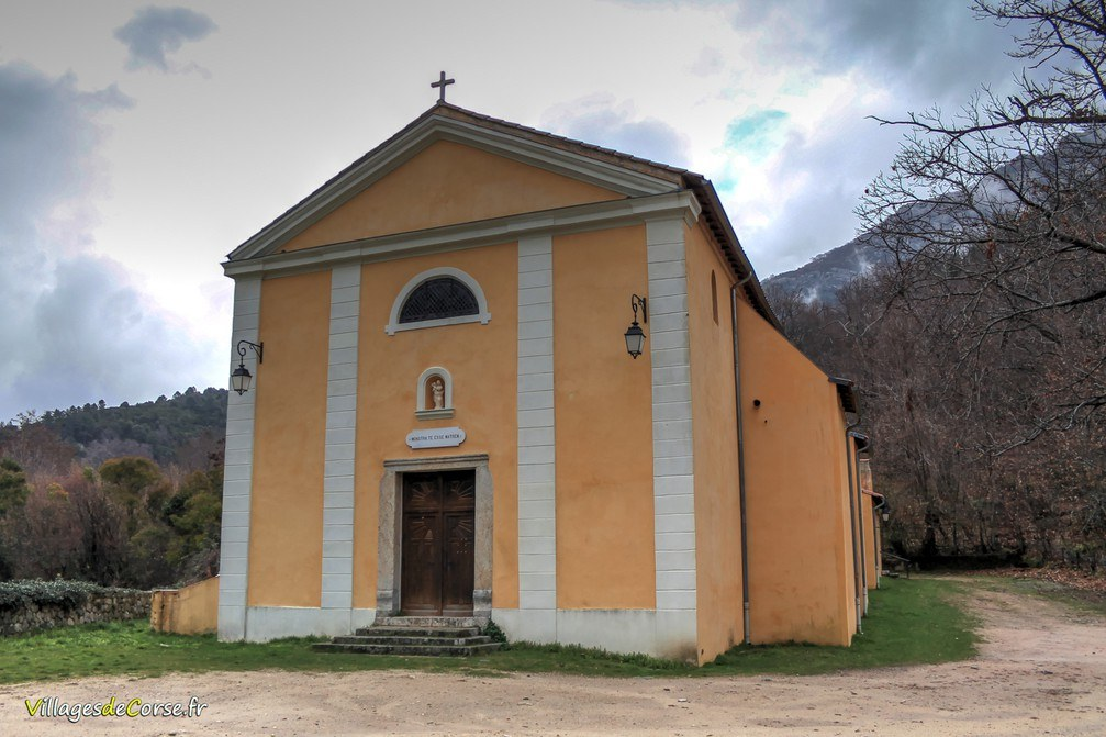 Eglise - Sainte Lucie - Bocognano