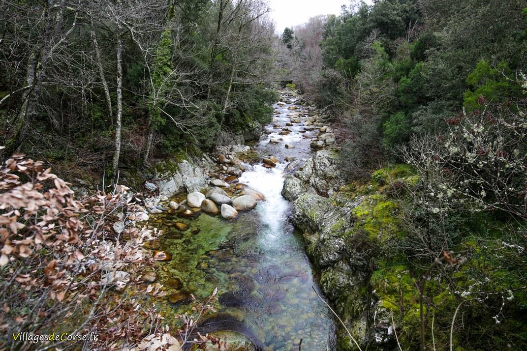 Fleuve - Gravona - Bocognano