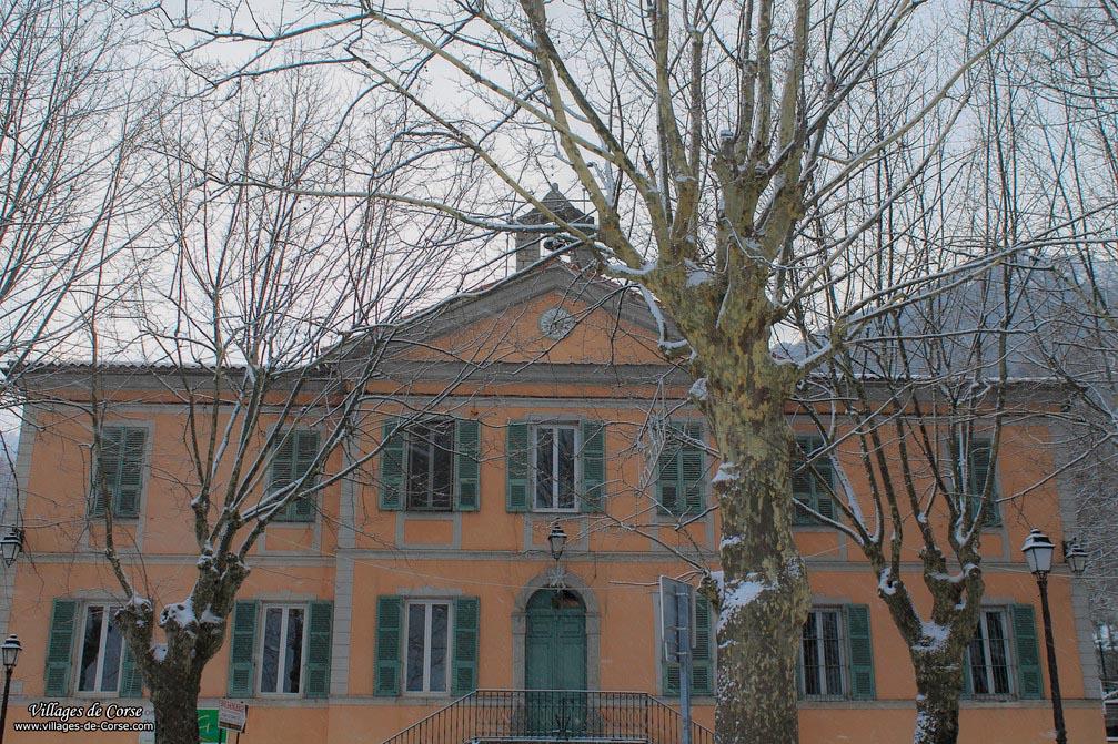 Mairie - Bocognano