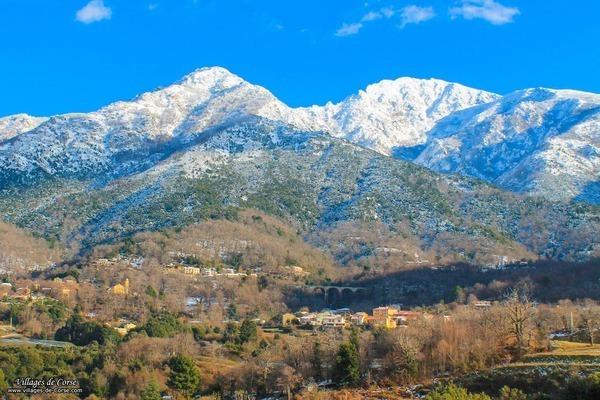Village - Bocognano
