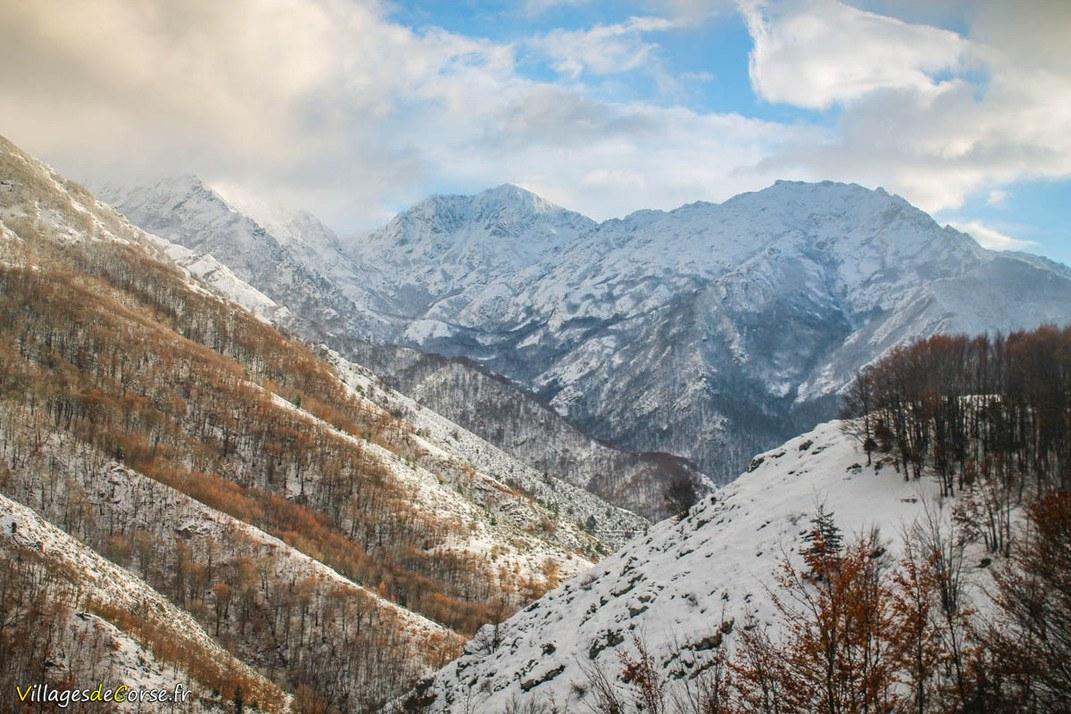 Vallée - Gravona - Bocognano
