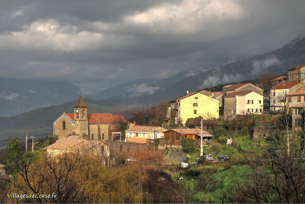 Village - Carbuccia