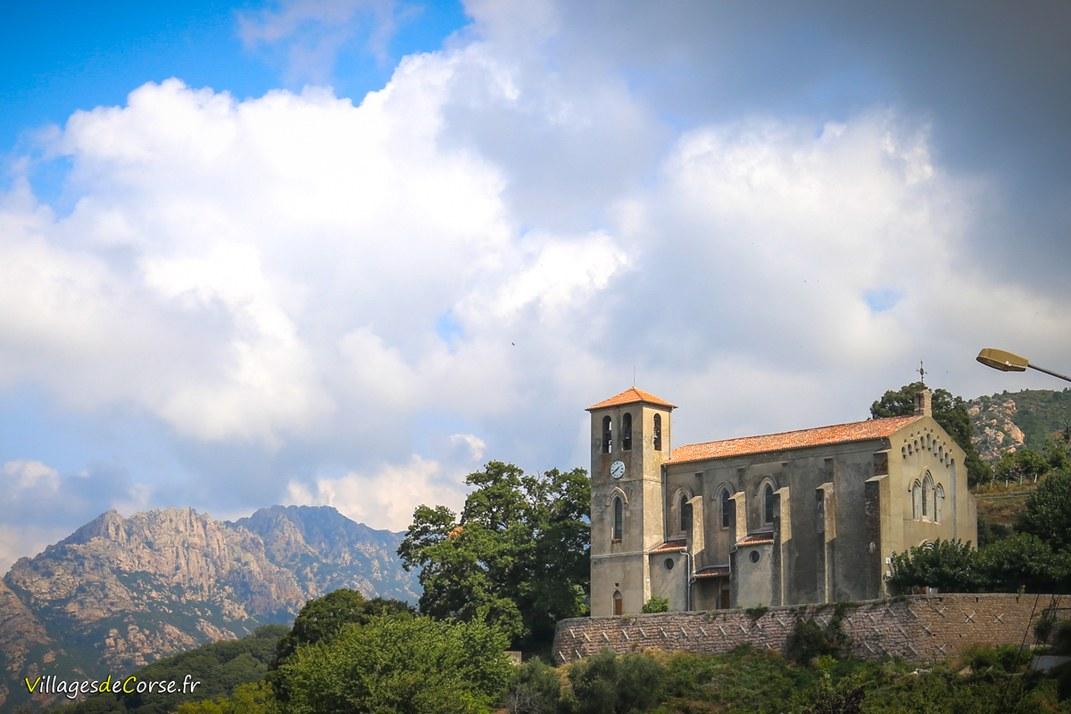 Eglise - San Martinu - Cuttoli Corticchiato