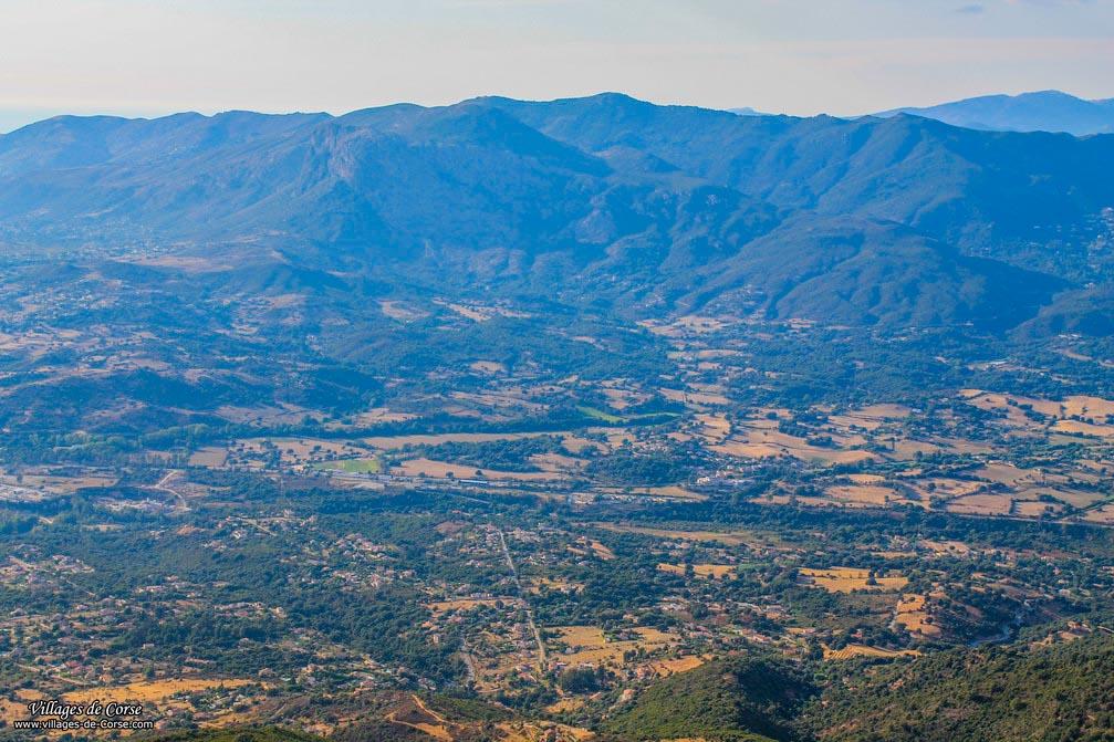 Mont - Aragnascu - Cuttoli Corticchiato