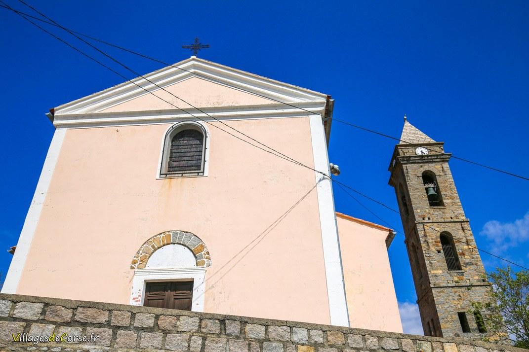 Eglise - Saint Pierre - Sarrola Carcopino