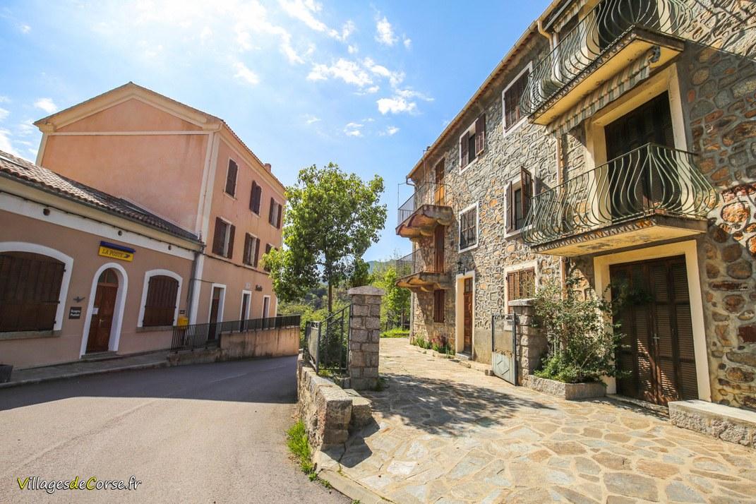 Village - Sarrola Carcopino