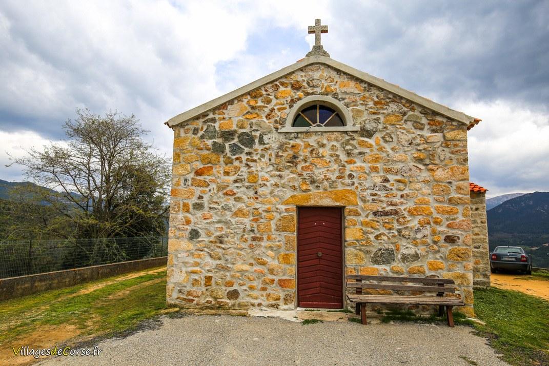 Eglise - Saint Martin - Tavaco