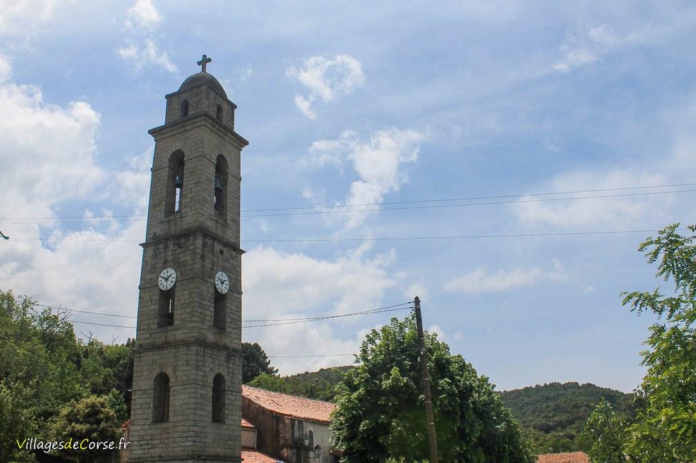 Eglise - Santa Maria - Tavera