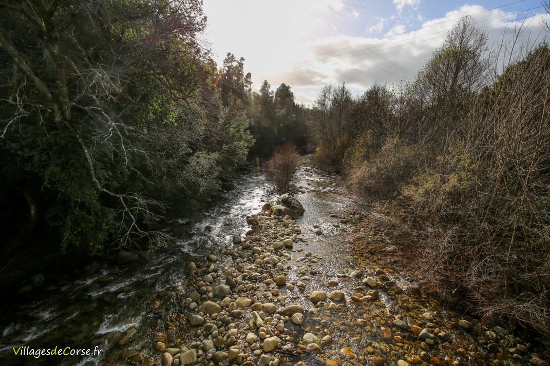 Fleuve - Gravona - Tavera