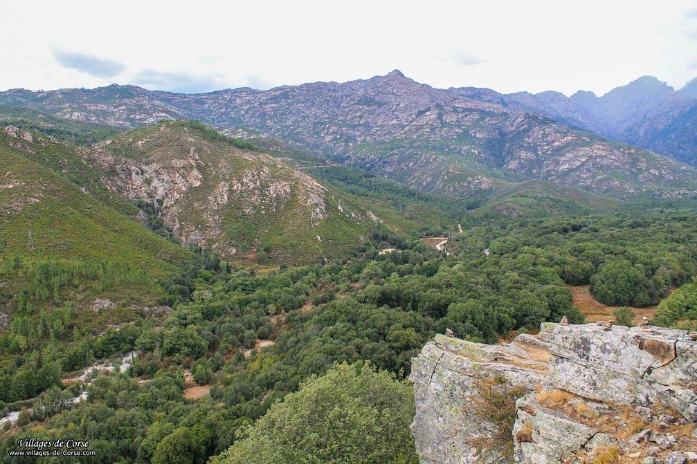 Mont - Punta di u Castellu - Tavera