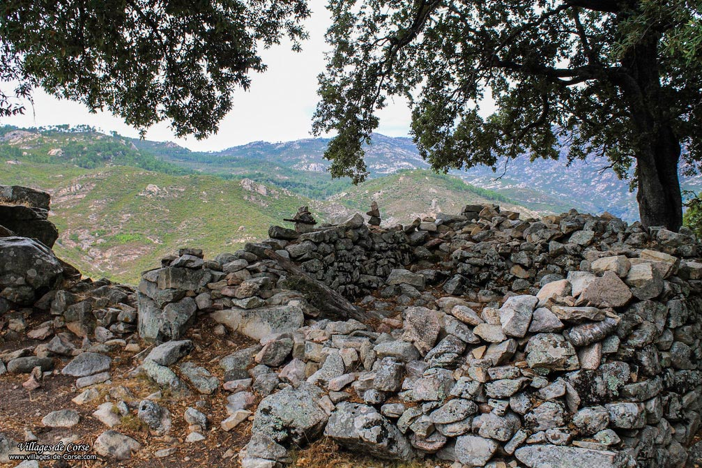 Ruine - Tavera