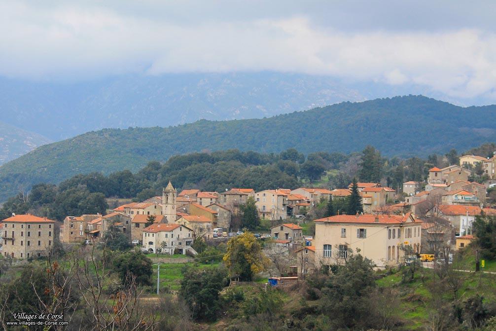 Village - Ucciani